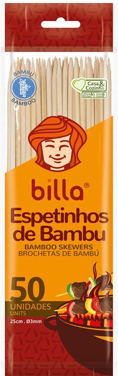 ESPERO BAMBU 25CM X 3MM BILLA