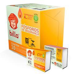 FÓSFOROS BILLA