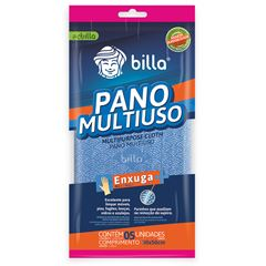 PANO MULTIUSO AZUL  BILLA