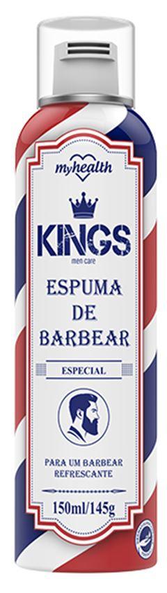 ESPUMA DE BARBEAR KINGS