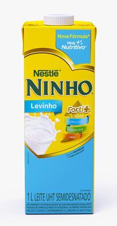 LEITE SEMIDESNATADO TIPO EDGE NINHO