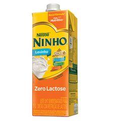 LEITE ZERO LACTOSE SEMIDESNATADO TIPO EDGE NINHO