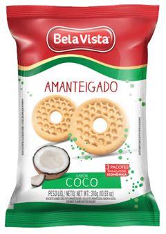 BISCOITO AMANTEIGADO COCO BELA VISTA