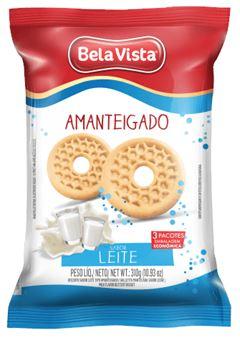 BISCOITO AMENTEIGADO LEITE BELA VISTA