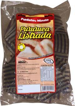 PURURUCA LISTRADA MINETE