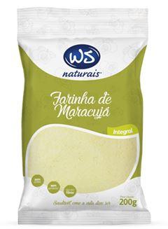 FARINHA DE MARACUJÁ WS