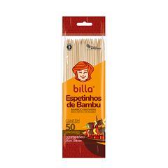 ESPETO BAMBO 30CM X 4MM BILLA
