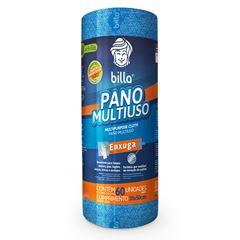 PANO MULTIUSO ROLO 30 METROS AZUL BILLA