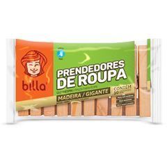 PRENDEDOR DE ROUPA MADEIRA GIGANTE BILLA