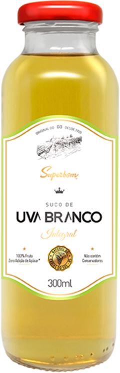 SUCO INTEGRAL UVA BRANCO SUPERBOM