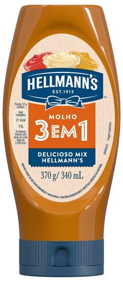 MOLHO 3 EM 1 PET HELLMANN S