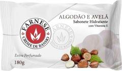 SABONETE ALGODÃO E AVELÃ FARNESE