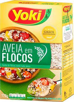 AVEIA FLOCOS YOKI