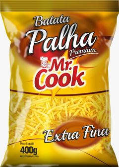 BATATA PALHA MR.COOK