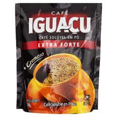CAFÉ SOLÚVEL EXTRA FORTE SACHÊ IGUAÇÚ