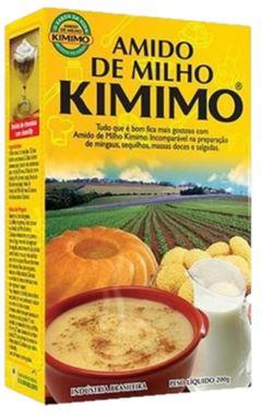 AMIDO DE MILHO CAIXA KIMIMO