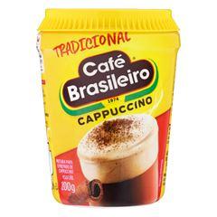 CAFE CAPPUCCINO TRADICIONAL POTE BRASILEIRO