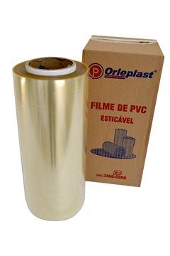 FILME PVC 9 MIC 38CM C/800MT ORLEPLAST