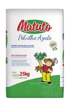 POLVILHO AZEDO FINO MATUTO