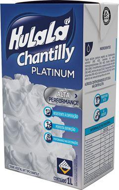 CREME CHANTILLY PLATINUM HULALA