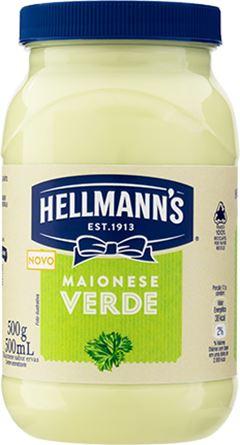MAIONESE PET VERDE HELMANN S