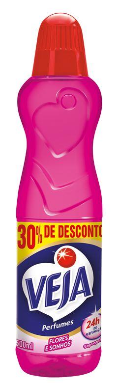 LIMPADOR PERFUMADOFLORES 30% DESCONTO VEJA