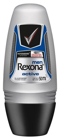 DESODORANTE ROLLON MEN ACTIVE REXONA