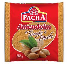 AMENDOIM TORRADO MOIDO PACHA