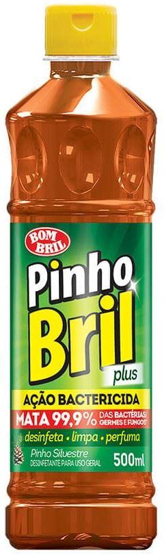PINHO PLUS SILVESTRE BRIL