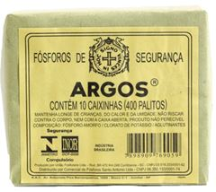 FÓSFOROS ARGOS