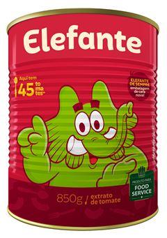EXTRATO TOMATE LATA ELEFANTE