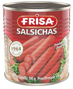 SALSICHA TIPO VIENA FRISA