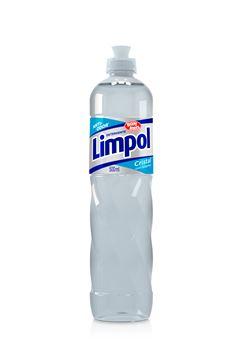 DETERGENTE CRISTAL LIMPOL