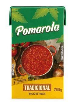 MOLHO TRADICIONAL TP POMAROLA