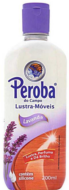 LUSTRA MÓVEIS CAMPO LAVANDA PEROBA