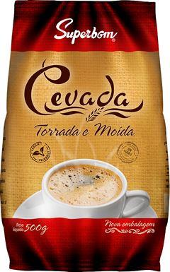CAFÉ DE CEVADA SUPERBOM