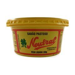 SABÃO PASTOSO NEUTRAL