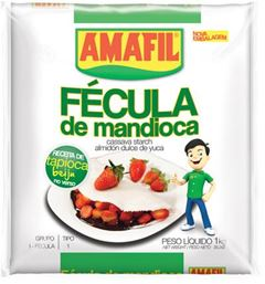 FÉCULA DE MANDIOCA AMAFIL