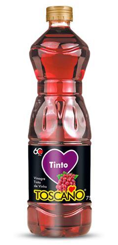 VINAGRE DE VINHO TINTO TOSCANO