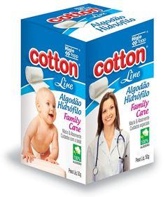 ALGODÃO ROLO COTTON