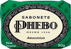 SABONETE GLICERINA AMAZONIAN PHEBO