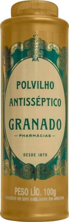 POLVILHO ANTISSÉPTICO TRADICIONAL GRAMADO