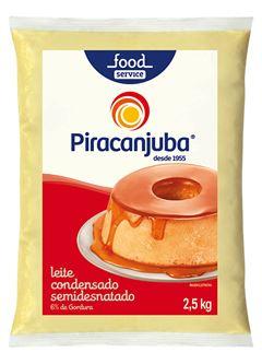 LEITE CONDENSADO SEMIDESNATADO BAG PIRACANJUBA