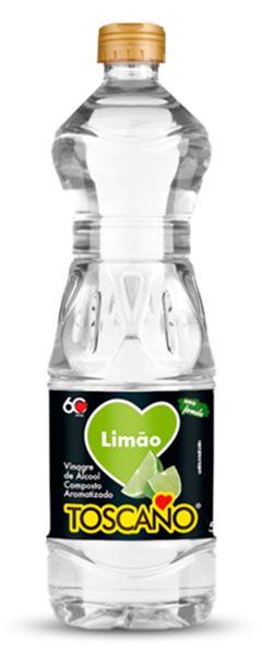 VINAGRE DE ALCOOL COM LIMÃO TOSCANO