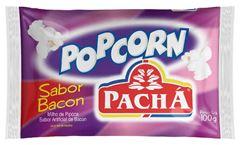 PIPOCA MICROONDAS BACON PACHÁ