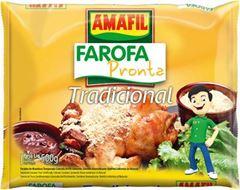 FAROFA PRONTA AMAFIL