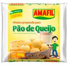 MISTURA PÃO DE QUEIJO AMAFIL