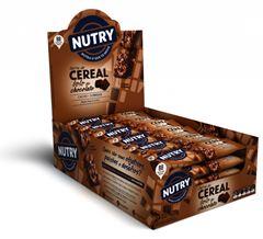 BARRA DE CEREAL BOLO DE CHOCOLATE NUTRY