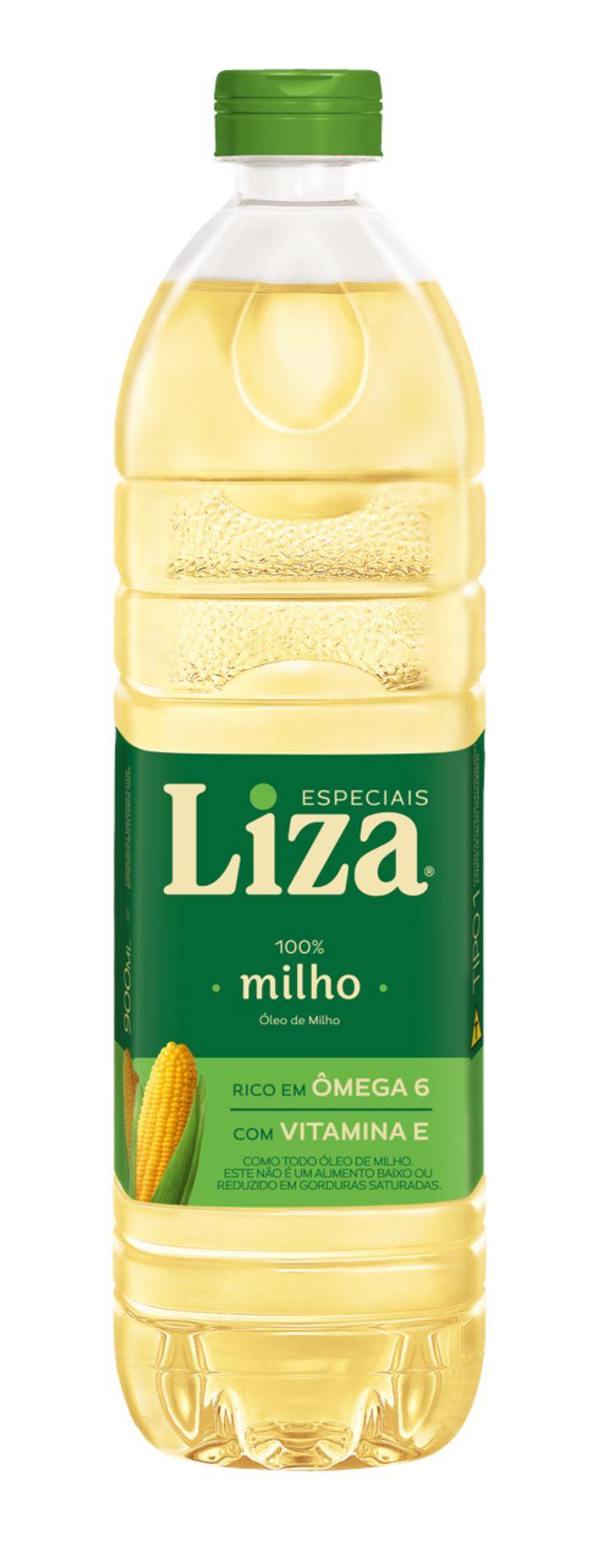 ÓLEO DE MILHO LIZA