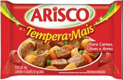 TEMPERO EM PÓ CARNES ARISCO